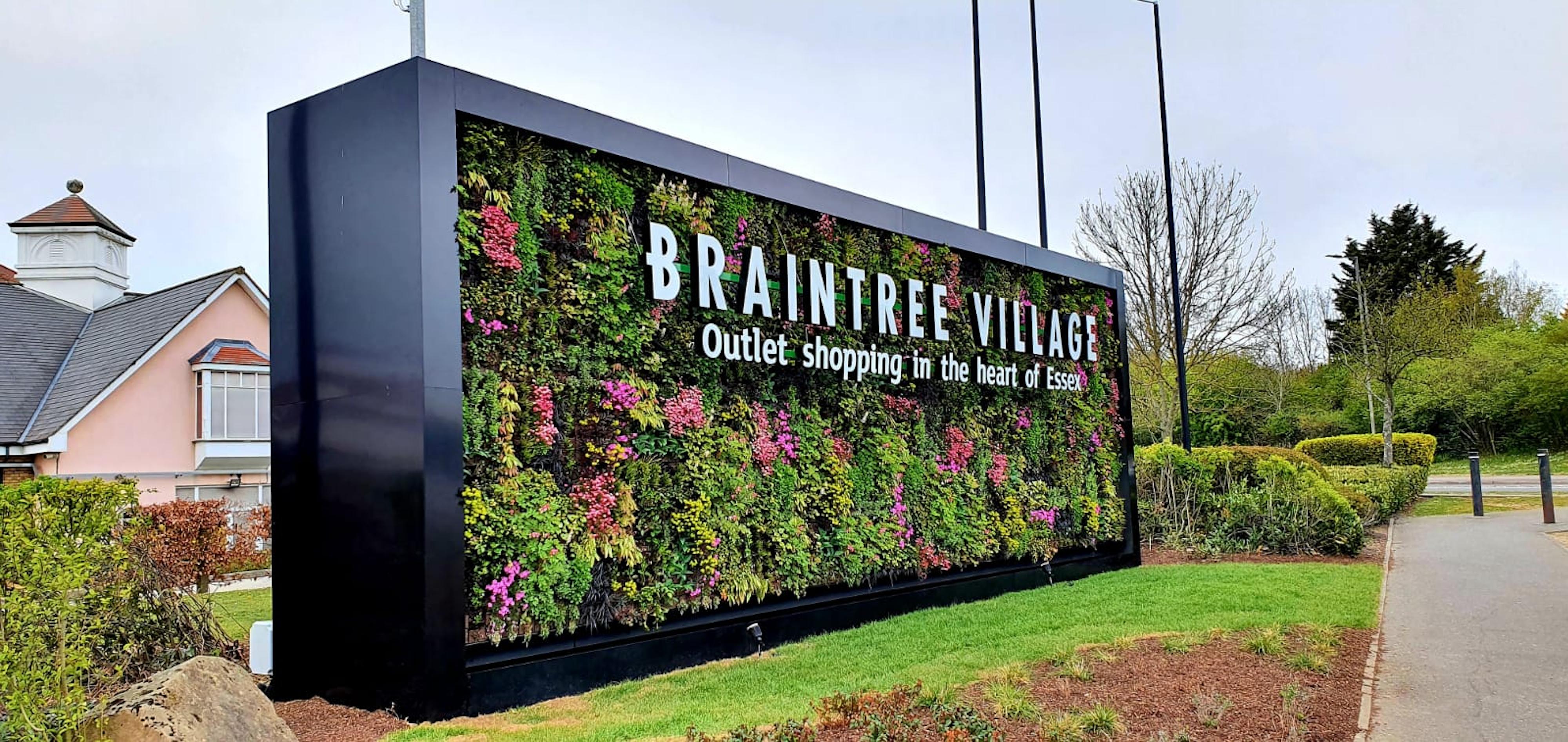 Braintree Shopping Village