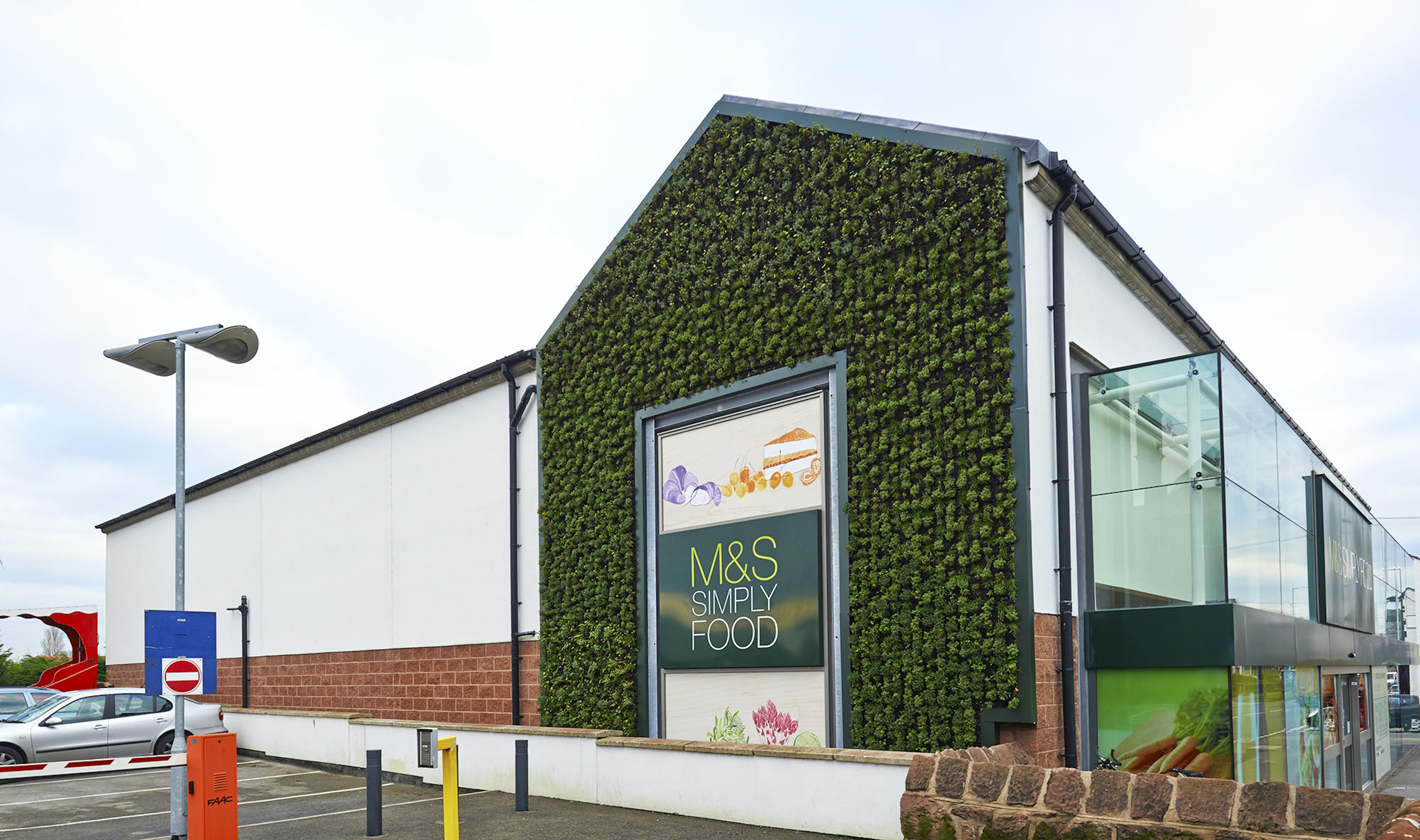 M&S Heswall