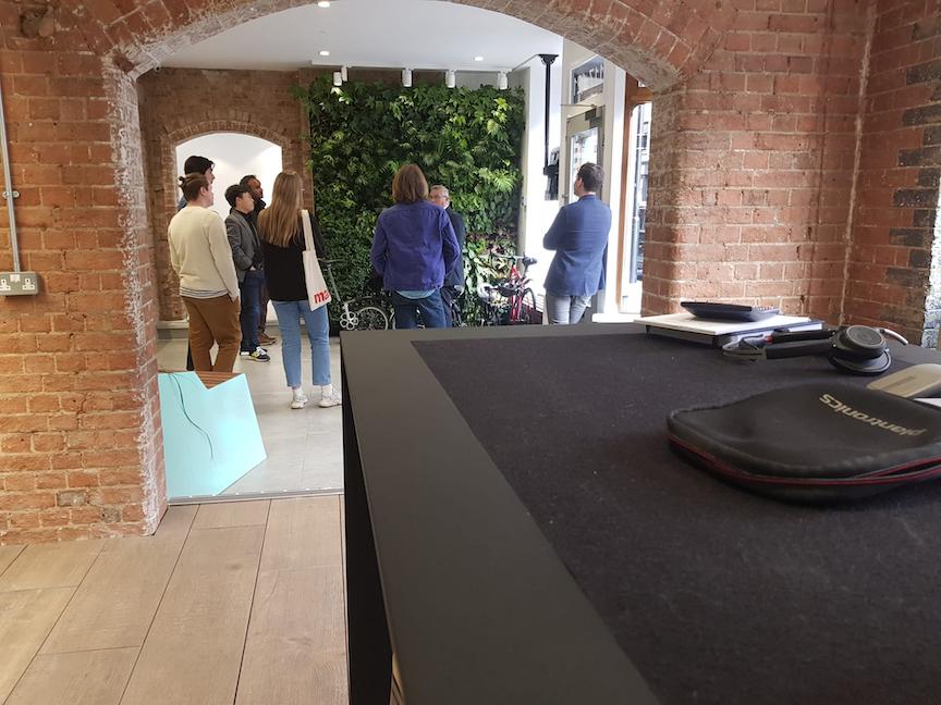 Meet in London Design Studio